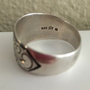 hawaii Jewelry - Hawaii PRJ Wide Band 7 grams